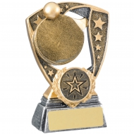 Table Tennis Trophy Award