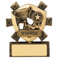 Winner Mini Shield Trophy Award