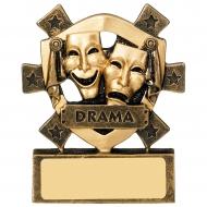 Drama Mini Shield Trophy Award