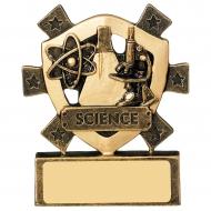 Science Mini Shield Trophy Award