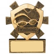 Swimming Mini Shield Trophy Award
