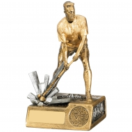 Hockey Male Trophy Award