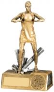 Netball Female Trophy Award