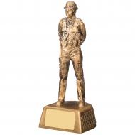 Female Police Officer Trophy Award 18.5cm : New 2019
