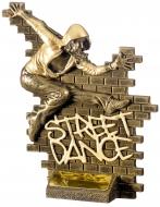 Street Dance Female Trophy Award