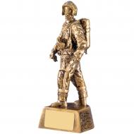 Firefighter Trophy Award