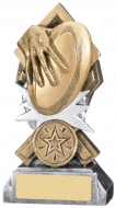 Diamond Extreme Rugby Award 12.5cm : New 2019
