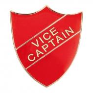 Vice Captain Enamel Badge Trophy Award