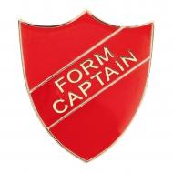 Form Captain Shield Badge Trophy Award