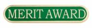 Merit Enamel Bar Badge Trophy Award