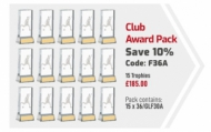 Club Award Pack 4 inches 10cm : New 2020